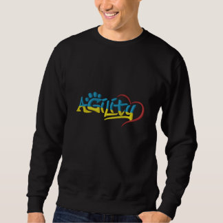 Graffiti Agility Embroidered Shirt