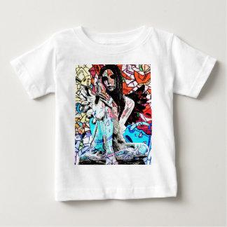 Graffiti angel baby T-Shirt