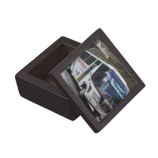 Graffiti Art Bus Premium Gift Boxes