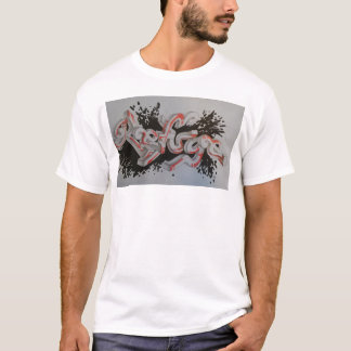 Graffiti Art Design T-Shirt
