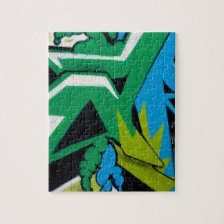 graffiti Art Designs Jigsaw Puzzle