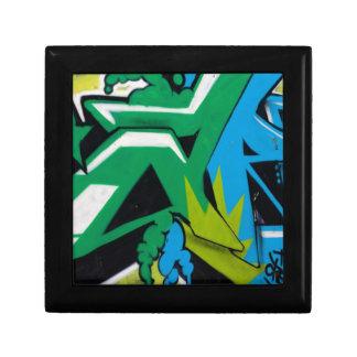 graffiti Art Designs Keepsake Box