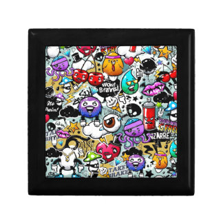 Graffiti Art Jewelry Boxes