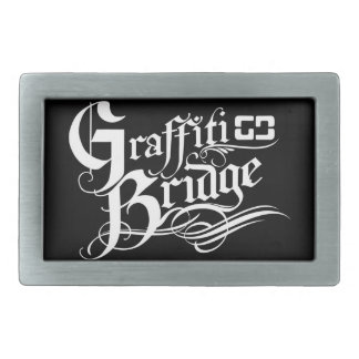 Graffiti Bridge Belt Belt Buckle
