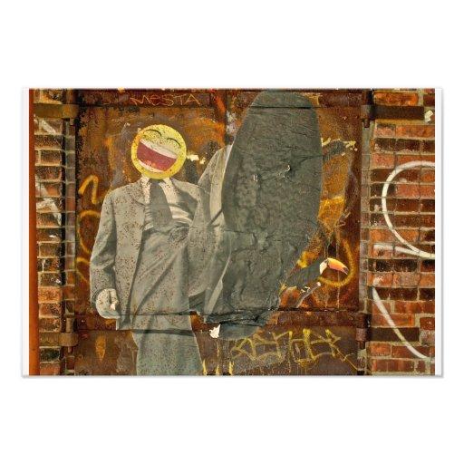 Graffiti- Brooklyn NYC Photo Print