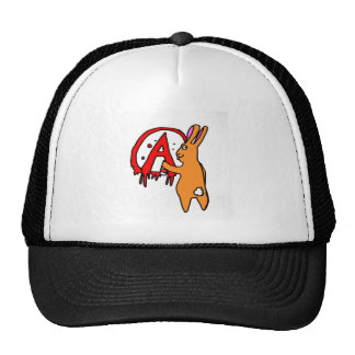 Graffiti Bunny Trucker Hat