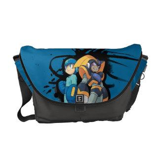 Graffiti Commuter Bag