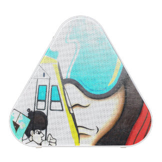 Graffiti Cool Pieladium Bluetooth Speaker