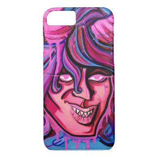 Graffiti Demon Girl iphone Case