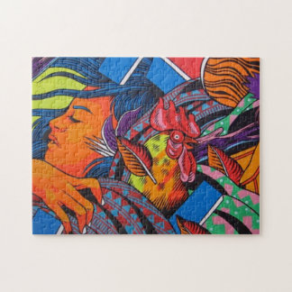 Graffiti Dreams Jigsaw Puzzle with Gift Box