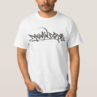 Graffiti Drum 'N Bass T-Shirt