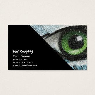Graffiti Eye Business Card