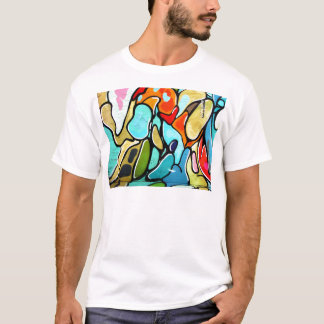 graffiti fashion T-Shirt