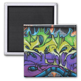 Graffiti Fridge Magnet