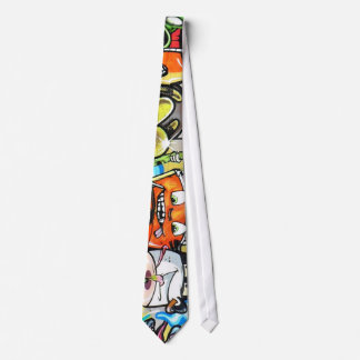 Graffiti Fun Tie