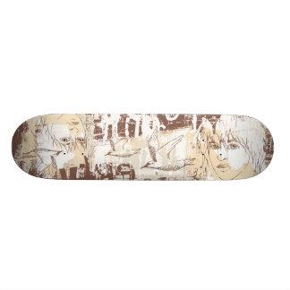 Graffiti Girl Skate Boards