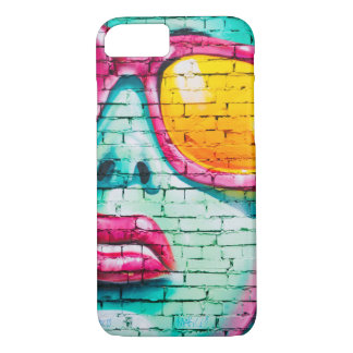 Graffiti Girls Street Art Painting iPhone 8/7 Case