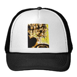 graffiti-hearts-Staccato Trucker Hat