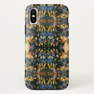 Graffiti Ikat | Tie Dye Black Multi Colour Case-Mate iPhone Case