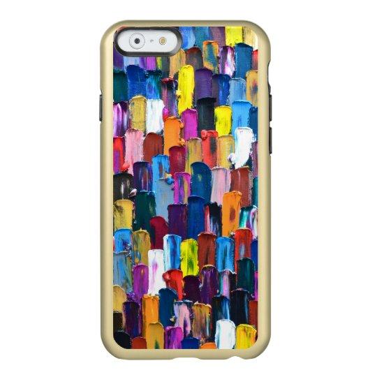 """Graffiti"" Incipio Feather® Shine iPhone 6 Case"