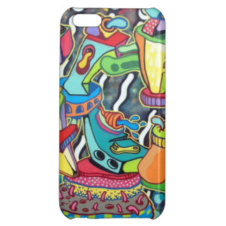 Graffiti - iPhone Case Case For iPhone 5C