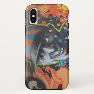 Graffiti iPhone X Case