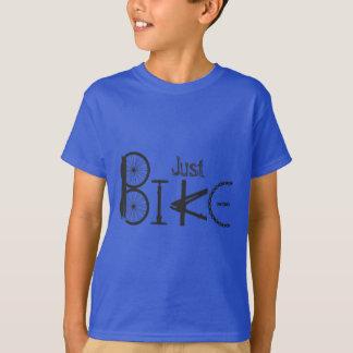"""Graffiti """"juste de vélo"""" des pièces de vélo tshirt"""