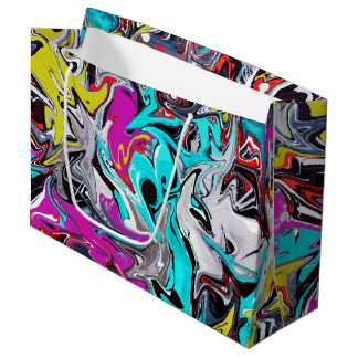 Graffiti Large Gift Bag