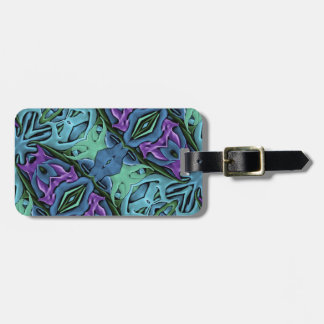 Graffiti Luggage Tag