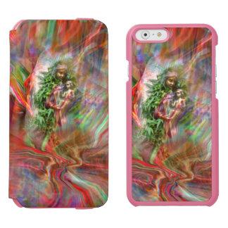 Graffiti Madonna Case Incipio Watson™ iPhone 6 Wallet Case