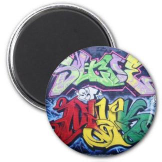 Graffiti Magnet