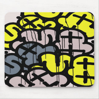 Graffiti Mousepad