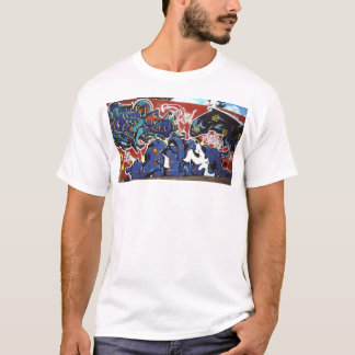 Graffiti Mural 1 T-Shirt