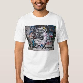 Graffiti Mural Tee Shirt