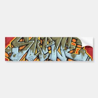 Graffiti Name Bumper sticker: Suave Bumper Sticker