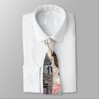 Graffiti Necktie