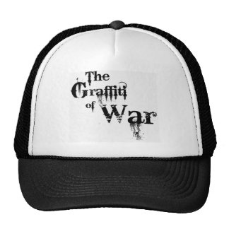 Graffiti of War Logo Apparel Trucker Hat