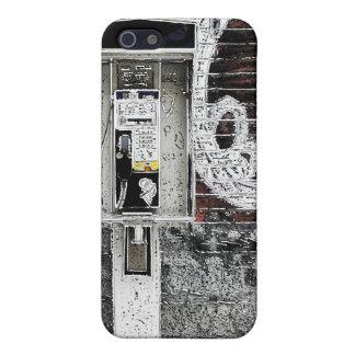 graffiti payphone speck case
