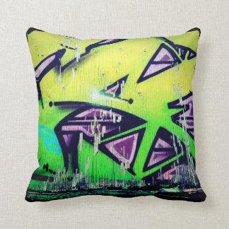 Graffiti Pillows