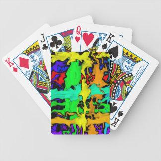 Graffiti Poker Deck