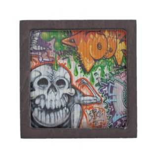 Graffiti Premium Jewelry Boxes