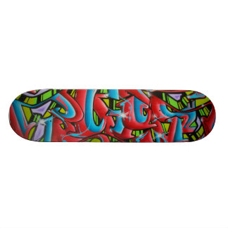 Graffiti Skate Board