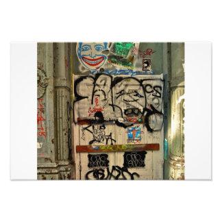 Graffiti- SOHO NYC Photo Art
