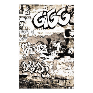 Graffiti Stationery