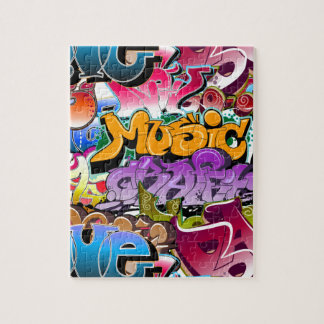 Graffiti Street Art Puzzles