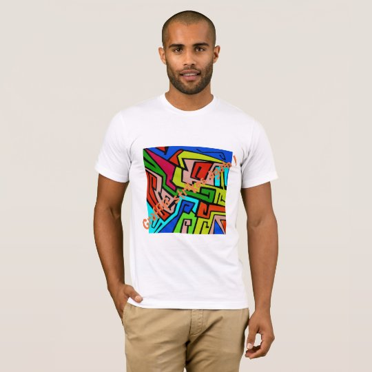 Graffiti strikes again T-Shirt