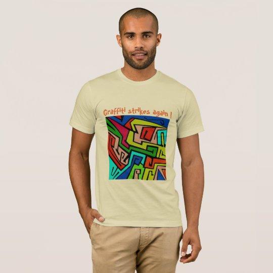 Graffiti strikes again T-Shirt