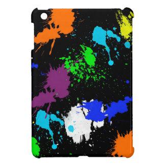Graffiti Style Paint splash design iPad Mini Cover