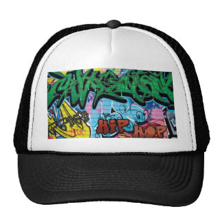 Graffiti Trucker Hat 2