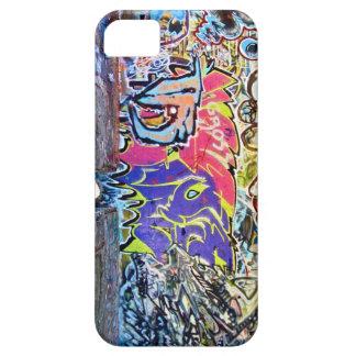 Graffiti Wall iPhone 5 Cases